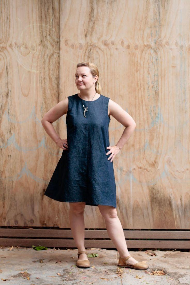245 best Dresses images on Pinterest | Nähideen, Kleider nähen und ...