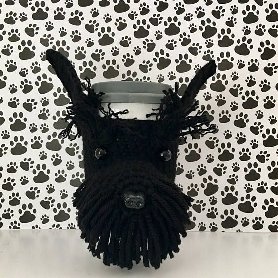 Dog Gifts For Her Part - 32: Scottish Terrier Gifts - Scottish Terrier Items - Scottie Dog - Black  Scottie Dog - Gift