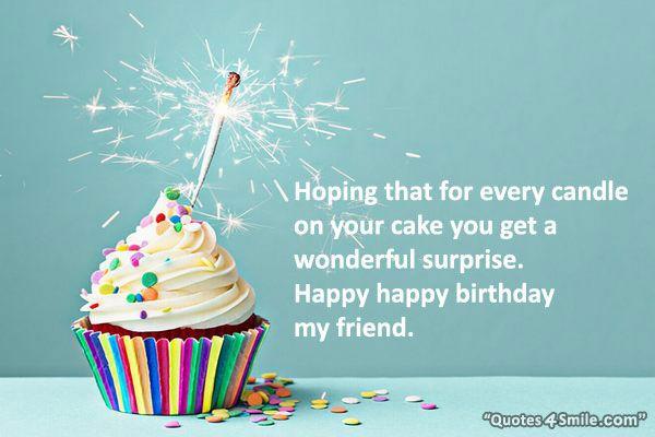 happy birthday dear friend - Google Search