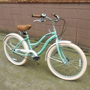 画像: 自転車 サンタクルーズ SANTA CRUZ(サックス) 送料無料