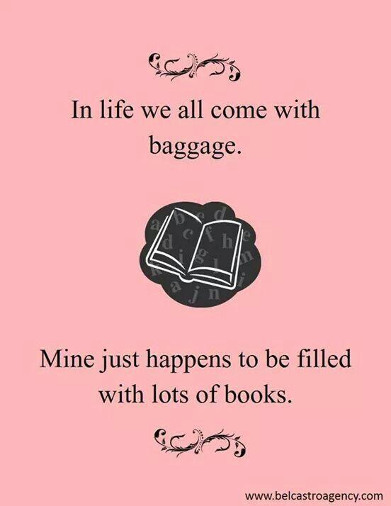 Book baggage