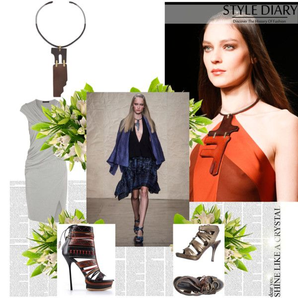 """Donna Karan"" by oliveww on Polyvore"