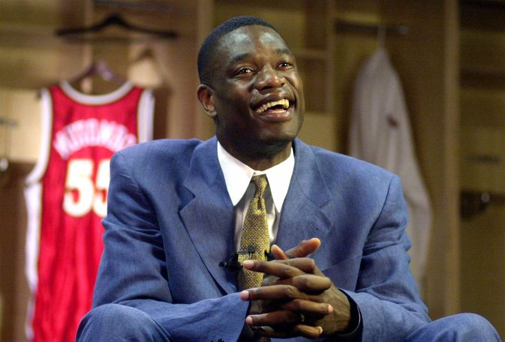 Dikembe Mutombo proves that changing the world isn't crazy after all...