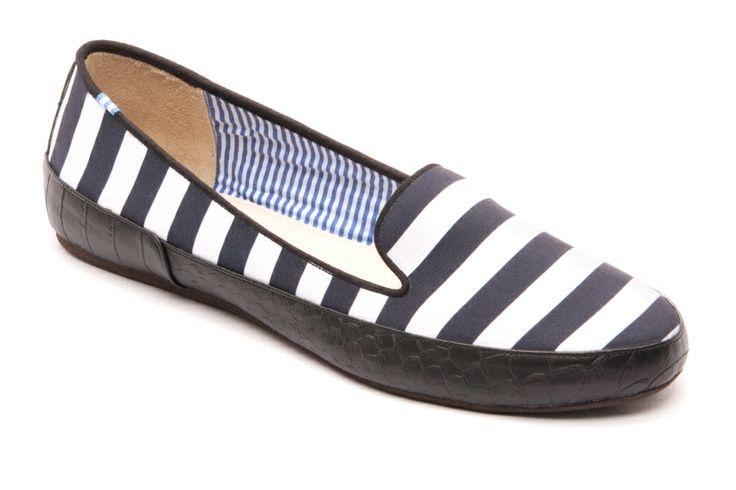 Gaby black Stripes