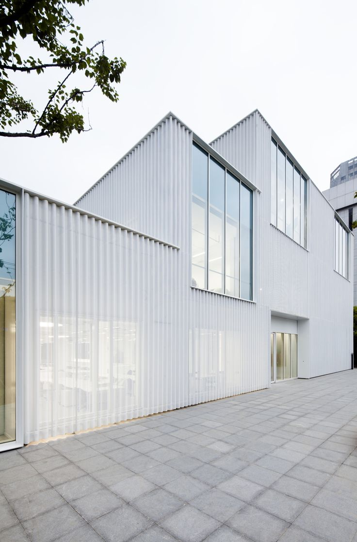 Sinneswandel in Aluminium - Umbau von Schmidt Hammer Lassen in Shanghai
