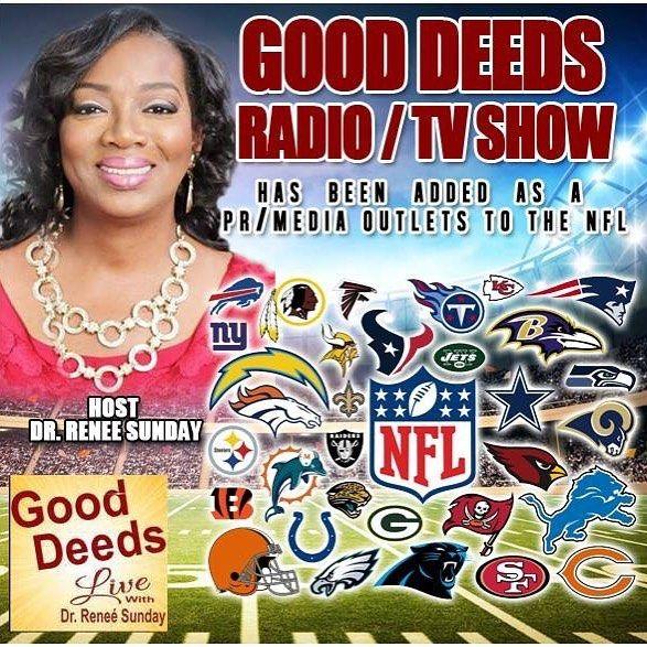 HOT OFF THE PRESS  GOOD DEEDS RADIO & TV SHOW: (DECEMBER 24) SCHEDULE CHANGE: BUCCANEERS-SAINTS. #NFL #FOOTBALL #SuperBowl #gooddeedslive #platformbuilder #media #PR #tampa #saints http://ift.tt/2hwCQ5D