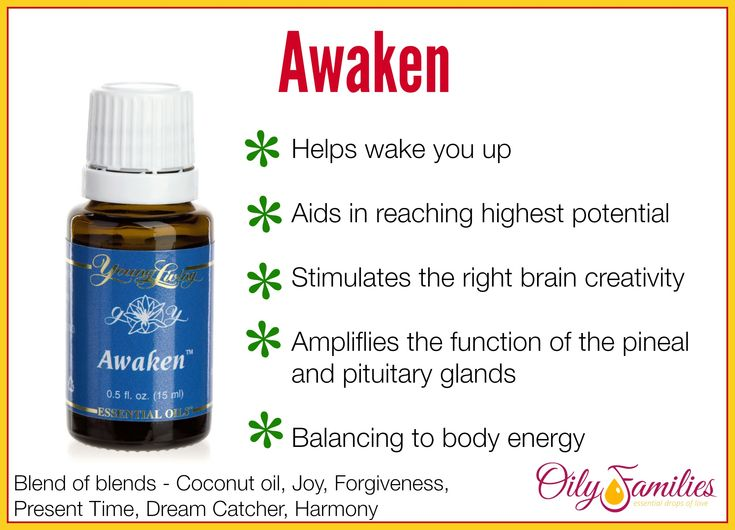 Awaken Your Mind With This Oil Blend Essential Oils