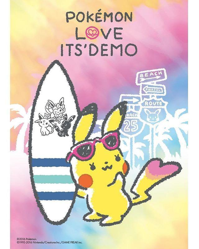 Its'Demo lança cosméticos do Pokémon com direito a uma Pikachu fêmea