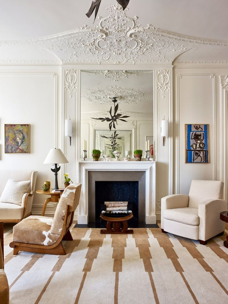 The Apthorp New York City Contemporary Eclectic Midcentury Modern