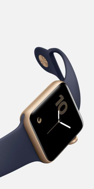 Apple watch / Silicon Watch Wearable