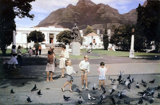 cape town park