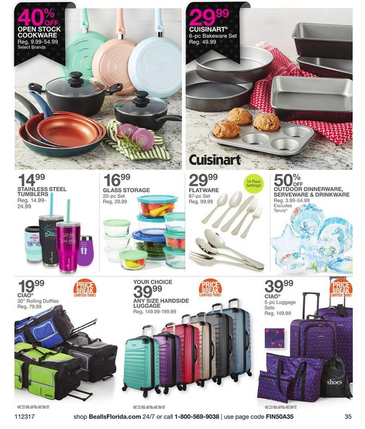 Bealls Florida Black Friday 2017 Ads and Deals Browse huge deals and savings as part of the Bealls Florida Black Friday 2017 sale. Find the cheapest prices of the year on everything from fashion fo... #beallsflorida #beallsfloridablackfriday #beallsfloridablackfriday2017 #blackfriday #blackfriday2017