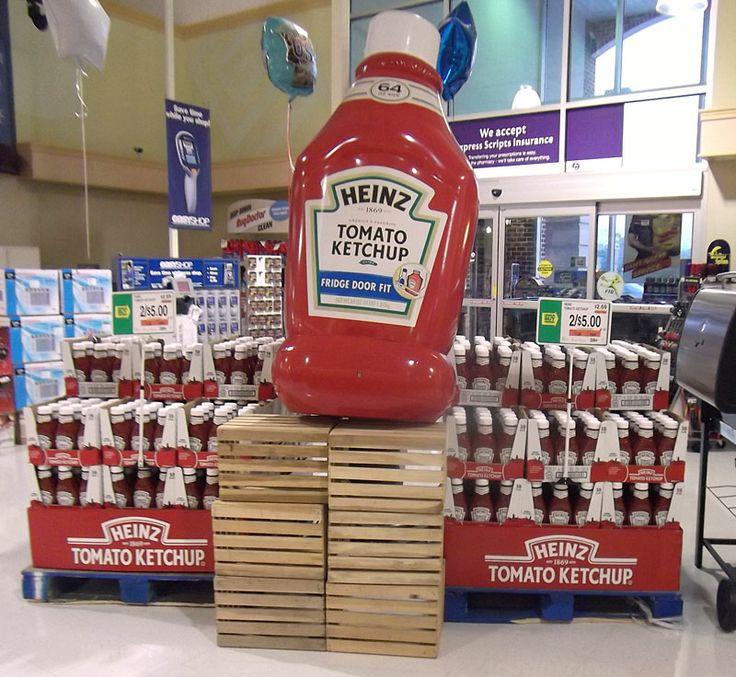 Heinz Ketchup Spectacular