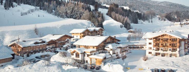 Forsthofgut im Winter.