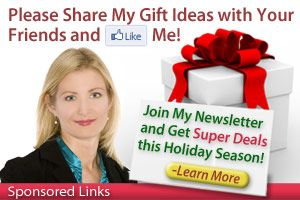 ind Great Gift Ideas for Any Person and Any Occasion with the Help of Professional Shopper, Cassandra Lee
