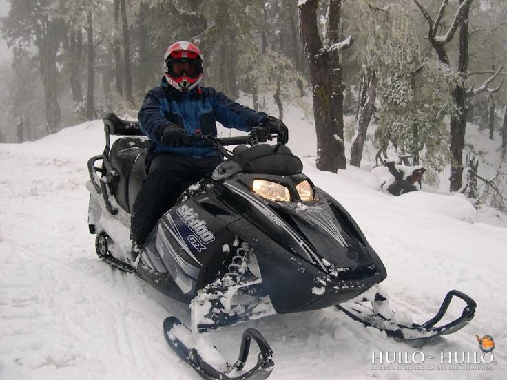 Tour motos para nieve corto