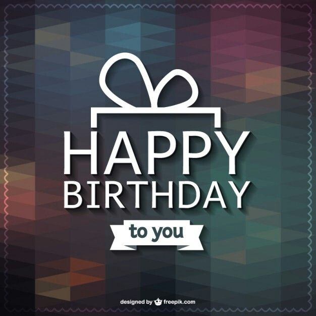 happy birthday / feliz cumpleaños