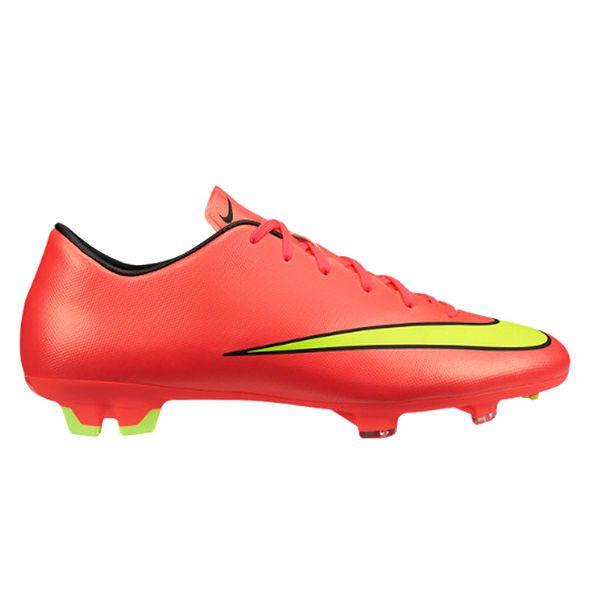 Sepatu Bola Nike Mercurial Victory V FG 651632-690 adalah Sepatu Nike Original yang banyak dicari karena ringan dan sangat mendukung terhadap kelincahan. Sepatu dengan diskon 20% dari Rp 1.079.000 menjadi Rp 859.000.
