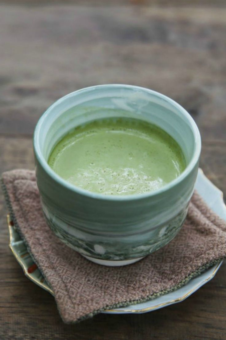 Matcha Latte seems to be very popular lately despite green tea being an old Japanese tradition. Matcha is a powdered version of green tea but much more stro