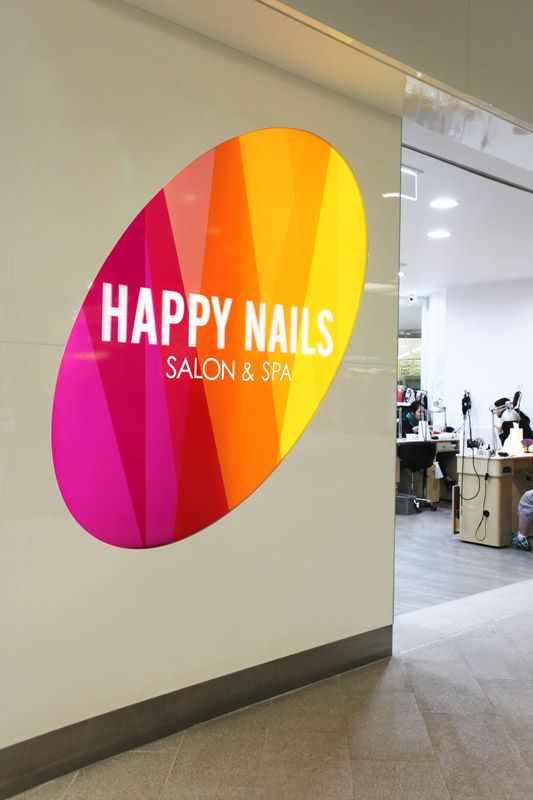 HAPPY NAILS SALON SPA