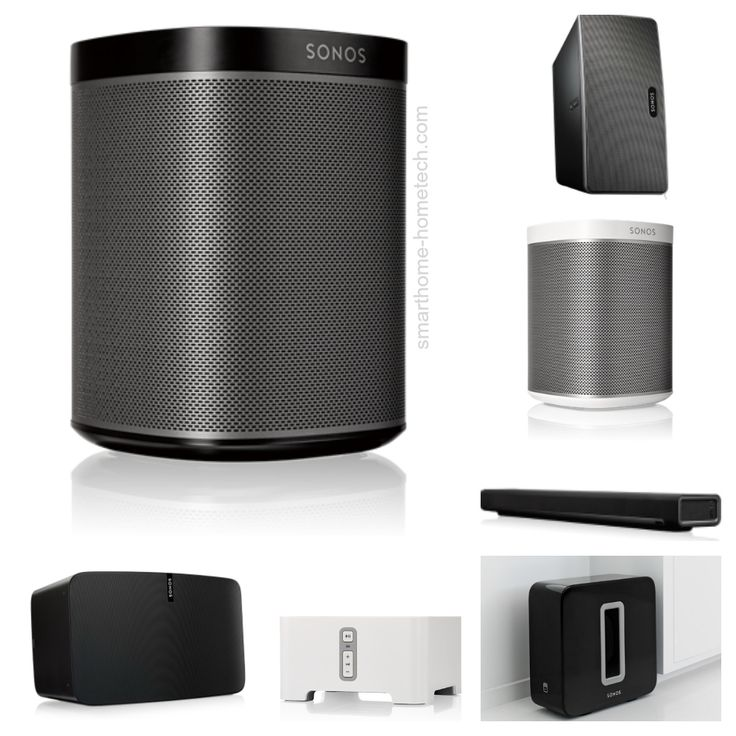 Sonos Play Review _ Wireless Audio System - smarthome-home tech
