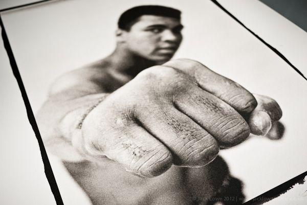 Making Platinum/Palladium prints of Thomas Hoepker's iconic image of Muhammad Ali for Magnum Photos... #magnum #ali #muhammadali #thegreatest #photography: Photographers Printer, Photo Agency, Magnum Photos, Things Photographers, Thegreatest Photography, Photography Blog