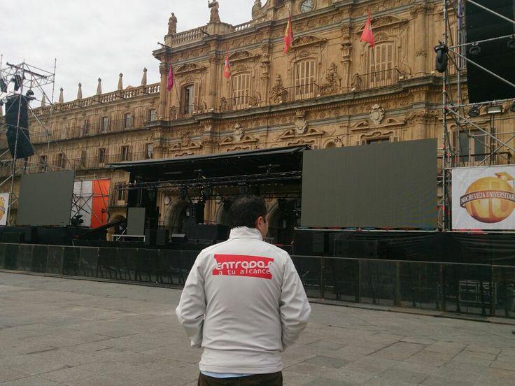 Nochevieja Universitaria Salamanca