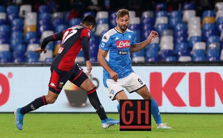 Napoli 0 0 Genoa Genoa Napoli Football Today