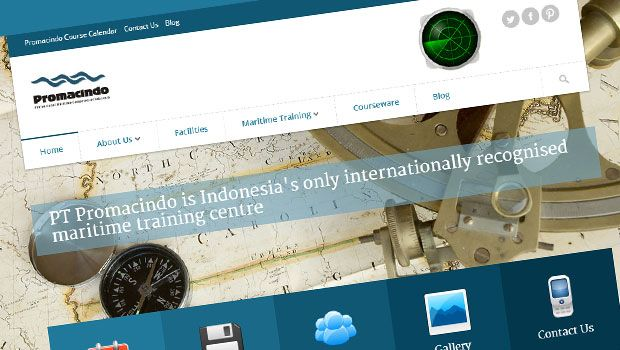 PT Promacindo sets sail with their new business website
