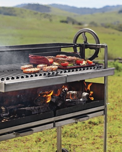 Grillworks Outdoor Grill. Old school grill. I need one of these