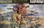Axis & Allies Pacific 1940 Strategic Board Game - New
