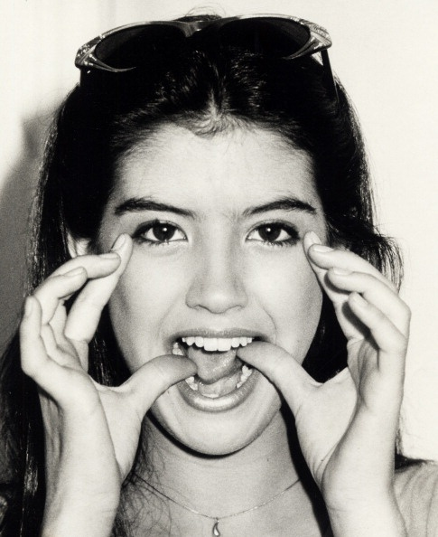 Phoebe Cates by Ron Galella (1979)