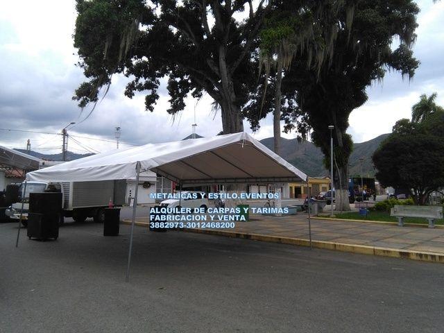 alquiler carpa - Servicio de Fiestas - Cali