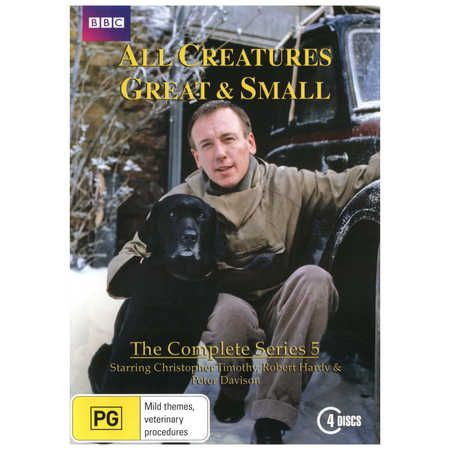 All Creatures Great and Small: The Complete Series 5