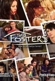 The Fosters (Freeform-July 11, 2017) Season 5 Premiere - a drama romance series created by Brad Bredeweg, Peter Paige. Stars: David Lambert, Maia Mitchell, Danny Nucci. Teenager Callie Jacob is placed in a foster home with a lesbian couple and their blend of biological, adoptive and foster children.