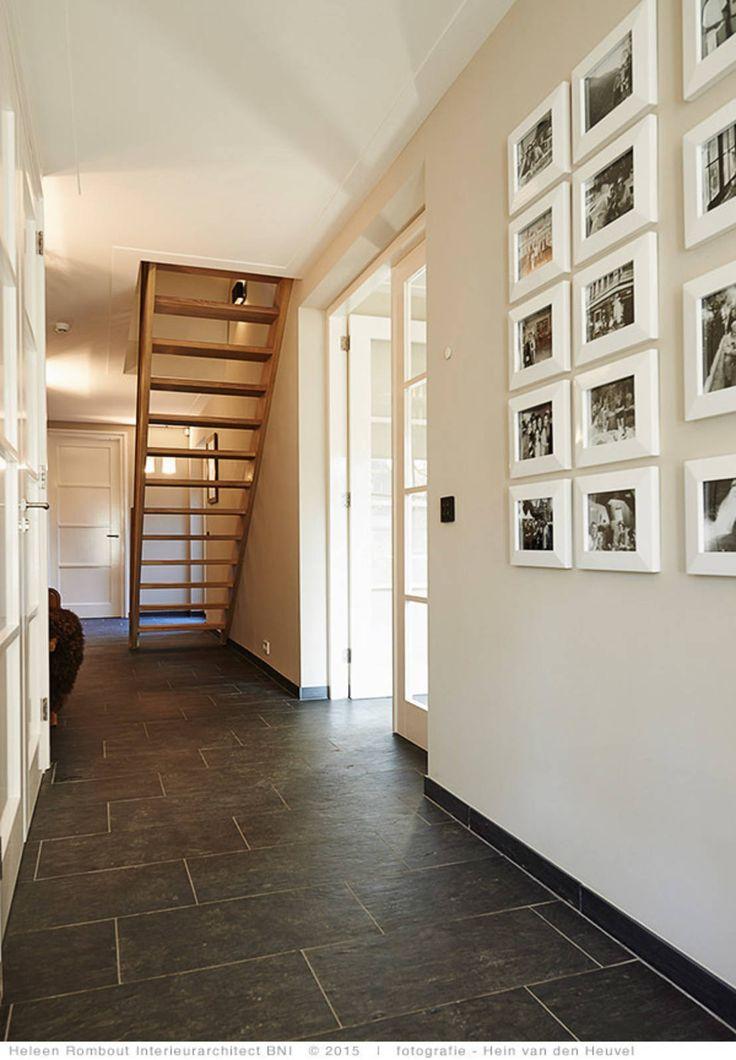 Moderner Flur Diele Treppenhaus Von Heleen Rombout Interieurarchitect BNI