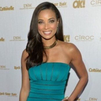 The beautiful Rochelle Aytes, star of the series Mistresses, rocking hair by @royalblowdry | Yelp