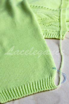 Как сшивать вязаные изделия - Ярмарка Мастеров - ручная работа, handmade