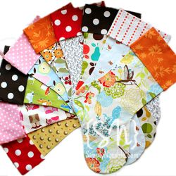 Retro-Style Christmas Stocking Sewing Pattern & Tutorial