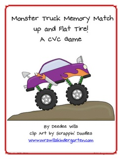 Computer Car Race With Punch Cards