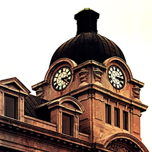 Beautiful Photos of Historic Downtown Moose Jaw: Part 1