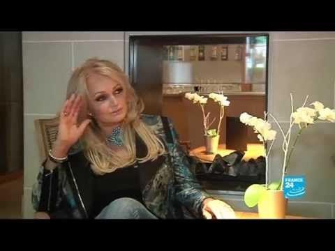 Bonnie Tyler talks Eurovision husky voices and her new album France 24 - 2013 #bonnietyler #gaynorsullivan #gaynorhopkins #thequeenbonnietyler #therockingqueen #rockingqueen #music #rock #2013 #bonnietylerfrance #bonnietylervideo #interview #france24 #rocksandhoney #france #paris #video