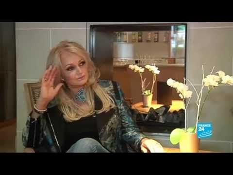 Bonnie Tyler talks Eurovision husky voices and her new album France 24 - 2013 #bonnietyler #gaynorsullivan #gaynorhopkins #thequeenbonnietyler #therockingqueen #rockingqueen #music #rock #2013 #bonnietylerfrance #bonnietylervideo #interview #france24 #rocksandhoney #france #paris #video