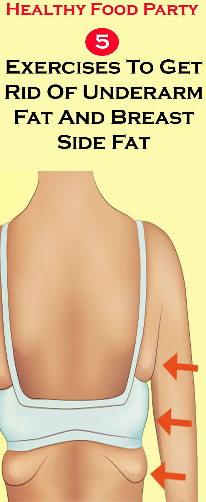 How To Get Rid Of Fat On Side Of Breast