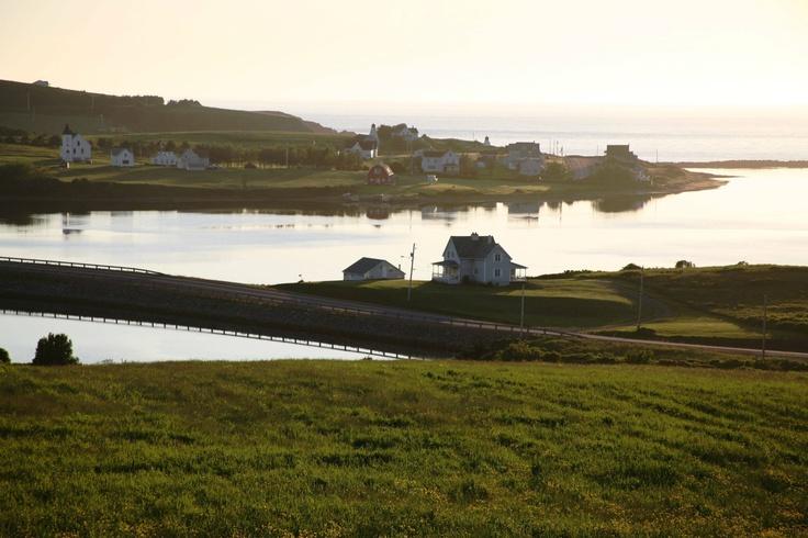 Belle Cote, Cape Breton Island, Nova Scotia. [3276x2184] [OC]