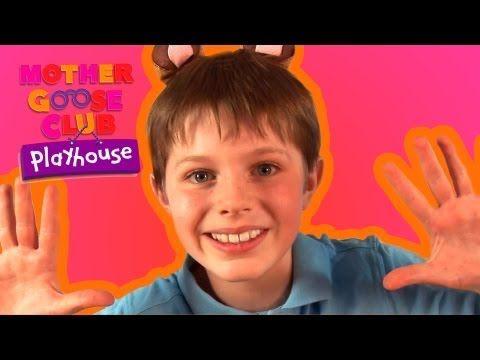 ▶ Pop Goes the Weasel - Mother Goose Club Playhouse Nursery Rhymes - YouTube