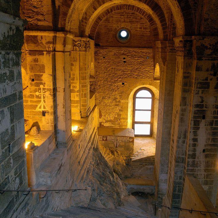 Sacra di San Michele a Sant'Ambrogio di Torino (To) - Info su storia, arte, liturgia e devozione sul sito web del progetto #cittaecattedrali