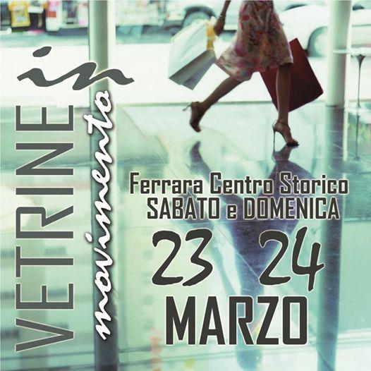 Vetrine in Movimento / Seconda Edizione - Marzo 2013