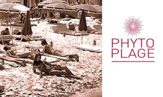 Λατρεύουμε αυτή τη vintage φωτογραφία από τη διαφήμιση του πρώτου προϊόντος της αντηλιακής σειράς μαλλιών PHYTOPLAGE! - Εσένα σε ποια παραλία σε βρίσκει η σημερινή πολύ ζεστή ημέρα του Αυγούστου;