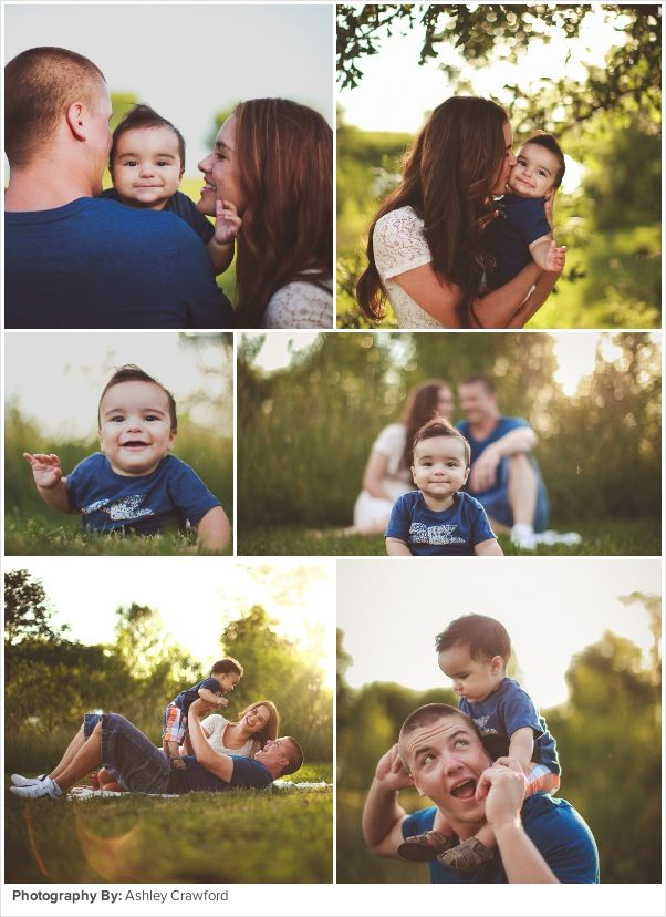 Family Photo Ideas In A Park